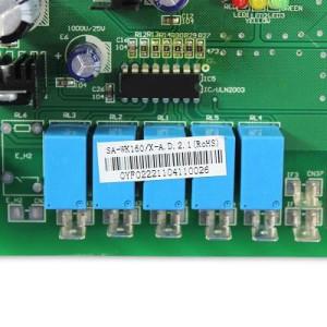Appli Parts Fan Motor Elco Type 18w 220v 50-60hz 0.5a 1300rpm Fan 11-13/16 in Ccwse APFM-182E