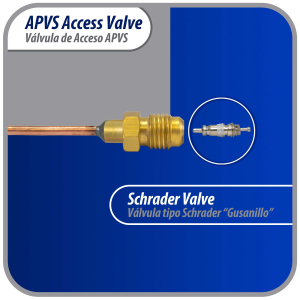 Oyon Condenser Oca-200l 2hp 48 Tubes (16x3) For 2x350mm Fan Blade Connection 5/8x1/2
