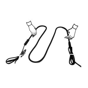 """Pvc Bulk Roll - Anti Insect Yellow Durarib Clearway 8""""X.072""""X150ft -10+150f / -23+65c"""