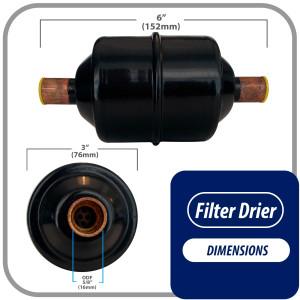 GMCC Rotary Compressor 12.000btu 410 220