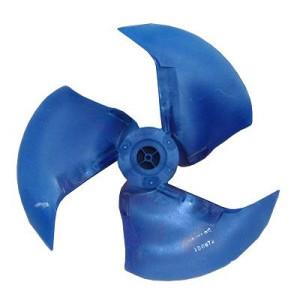 Aluminium Blower Wheel Airmars Double-Inlet. Wheel Diameter: 12 7/8 in Depth: 9 1/2 in Bore 1/2 CW 1600 rpm Center Disc: Convex, Galvanized Steel 41364, 013693-25