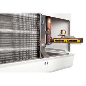 "Copper Tube, Flexible 5/8"" X 50ft Acr Type Ctp"