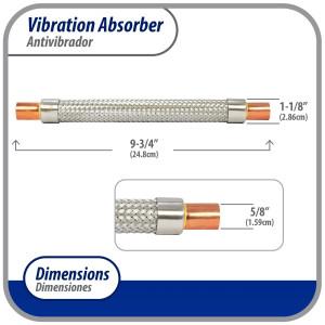 Dosivac Recovery Machine 1/2 Hp 110v-220v/50-60hz Dvr250 / Reco250