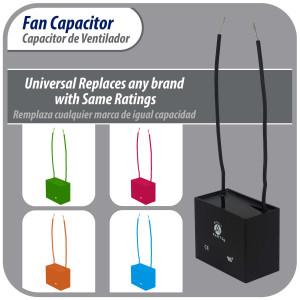 Lambro 4in White Plastic Preferred Hood Vent 1471W