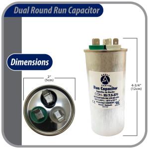 Fan Motor Indoor Unit Shaft 3in X 3/16in RPG45B 220-240v 45w 0.4a 60hz CCWSE 202400401623 / 11002012003053 Fits: Nacm024c10b / Eacm024c11b / Eacm030c11b / Eadm024c11b / Nbcm024c10b / Eddm024c16b / Edfm024c17b / Edem024c18b / Eaem024c11b / Eaem030c11b
