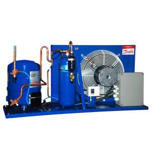 Danfoss Compressor 1/5hp Tf4clx R404a 115-127v/1ph/60hz 102u2114