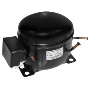Appli Parts Fan Motor Elco Type 25w 220v 50-60hz 1.0a 1300rpm Fan 11-13/16 in Ccwse With Base And Fan Blade APFM-252E Ref. Nuv-025-2