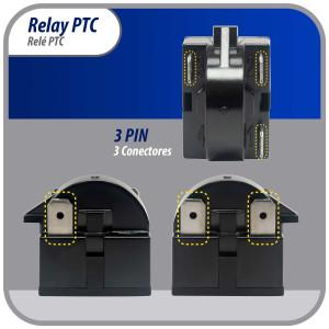 Sanyo/Panasonic Scroll Compressor 39.600 Btu R410 220v/1ph/50hz C-Sbp140h15a