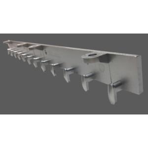Oyon Walk-In Cooler With Floor, Door Location: L (8ft W X 10ft L X 7ft-7in H)