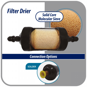 Supco WV2702 Refrigerator Water Valve  Fit: 242252702, 240531101, 241734301, 241734302