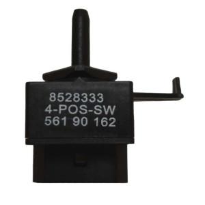 Appli Parts Run Capacitor 75 Mfd (microfarads) 370 Volts Oval CON-75-370