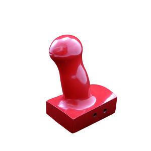 Appli Parts Water Filter Cartridge 5 in Carbon Fiber APWF-05CN