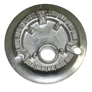 Lambro 6 inch Brown Plastic Louver Vent 361b Dimensions Vent Cover: 8.75 inch X 8.75 inch X 2 inch Opening: 6 inch