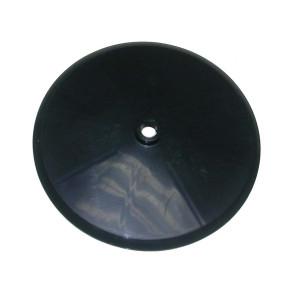 Mars Aluminum Fan Blades 10 in. Cw Bore 5/16 in. max rpm 2500, 5 blades. 60-8370-01.  07595, 5fr1031-2, 1010362 Airmars 07595