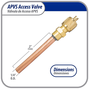 Appli Parts Liquid Line Filter Drier 164 1/2 in. SAE Flare Connections Unidirectional 3 in. Wide 7 in. Long Apfd-164