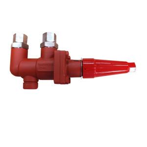 Heavy Duty Flaring Tool 45 3/16, 1/4, 5/16, 3/8, 1/2, 5/8 O.D Tubing Uniweld 70003