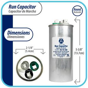 Appli Parts Fan Motor Elco Type 16w 220v 50-60hz 0.5a 1300rpm Fan 9-13/16 in Ccwse With Base And Fan Blade APFM-162E Ref. Nuv-016-2