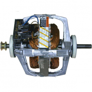 "Fan Motor ""Elco"" Type 34w 110v 60hz 1.5a 1450rpm Fan 11 13/16"" Ccwse With Base And Fan Blade Appli Parts Apfm-341e Ref. Nuv-034"