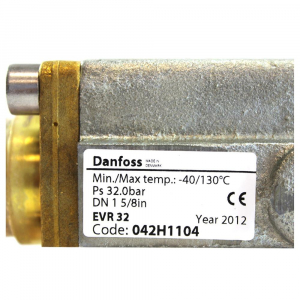 Solenoid Coil Valve Kit. Dryer Frigidaire 5303931775
