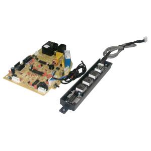 Lg Compressor 1/5Hp R134 115V Sq53Laqg