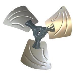 Vertical Cond. 36.000 Btu Ahri/Etl Seer16 R410 230v Ecox Evcu036x16b (Copeland Compressor)