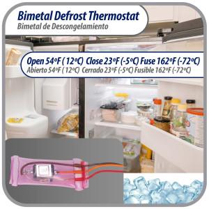 Switch Lid Wash. M. Whirlpool Kit 279347 / W10820036