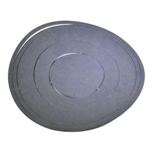 Dosivac Vacuum Pump 12cfm 1/2hp 2 Stage 115v-220v/50-60hz 1425/1725rpm Dvr280
