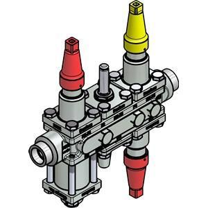 4 Way Cassette 60.000btu R410 230v/60hz/1ph Ecox Inverter Eih4wc60cxxb (Only With Eihcu060cxxc)