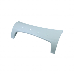 Fan Blade Vertical Condenser 585x117x12.7 12200104000003 / 201200390014 Fits: Eivcu036cxxb / Eivcu060cxxb / Evcu048h13l / Evcu060h13l / Evcu060c10c / Evcu048c10b / Evcu060c10b / Nvcu060c10c