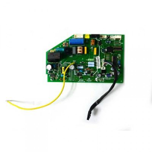 Teco Westinghouse Single Phase Tefc Motor 1/2hp, 1800 Rpm, 56, 115/230v S0/54