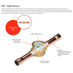 Flame Detector Frigidaire 5303281135