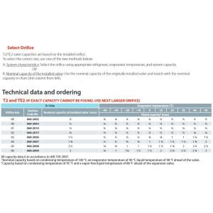 Danfoss Thermostat -30+30c / -22+86f Ut-72 Capillar 3mts 060h1306 / 060h1301 / 060h1101 / 060h1508 / 060H1708